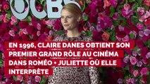 PHOTOS. Claire Danes fête ses 40 ans : Angela 15 ans, Homeland… Retour sur les rôles cultes de l'actrice