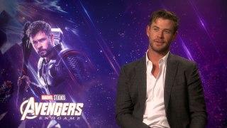 Avengers Endgame: Hemsworth answers questions on plot