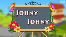 Johny Johny Yes Papa | Popular Nursery Rhyme | Animation English Rhyme For Children