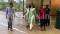 Watch Shraddha Kapoor Traditional Look spotted at Airport