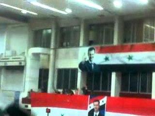 Apik Aroyan  | أبيك ارويان - جماهير نادي الجلاء الرياضي تغني سوريا