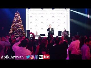 Apik Aroyan 2018 Live Performance | Armenian Songsأبيك أرويان .