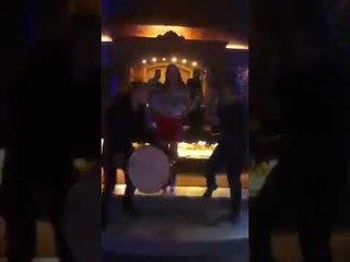 حاج وجع ياشرياني لينا حداد حفلة اللاذقية مطعم بيت العز