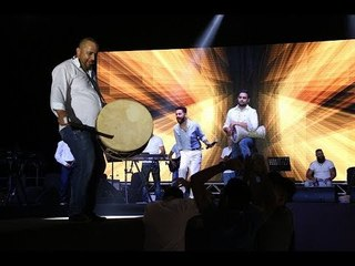 Malek Kenaan - dabke medley - Damour Festival 2017   مالك كنعان - ميدلي دبكة - مهرجان الدامور ٢٠١٧