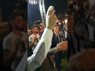 حفله فندق المالي بو جونيه احمد العلي