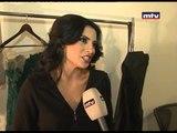 Brigitte Yaghi - Celebrity Duets Backstage Interview | بريجيت ياغي - ديو المشاهير