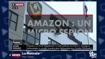 Attention, des employés d'Amazon écoutent vos conversations !