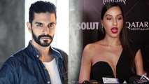 Nora Fatehi speaks on Break-up with Neha Dhupia's Husband Angad Bedi: Check Out Details   FilmiBeat