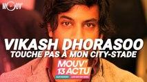Mouv'13 Actu : Vikash Dhorasoo, PNL, Disney +
