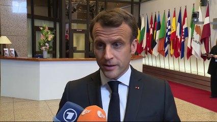 Brexit - Déclaration à l'issue de la réunion extraordinaire du Conseil européen