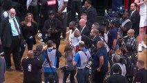 Basket-Ball - NBA - LeBron James VIDEOBOMBS Dwyane Wade's Last NBA Interview | April 10, 2019 | 2018-19 NBA Season
