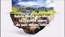 Le parc minierTellure à Sainte-Marie-aux-Mines lance sa saison 2019