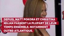 """Matt Pokora amoureux : comment il """"freine"""" Christina Milian sur les réseaux sociaux"""