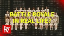 Battle Royale in real life?