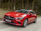1er essai Mercedes CLA 200 AMG Line 2019