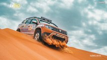 Disabled War Vets Take On a 3,000 Mile Grueling Desert Rally in a Budget SUV