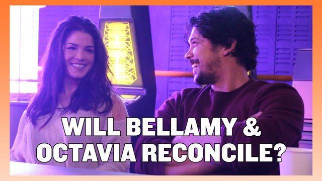 The 100: Will Bellamy and Octavia Reconcile?