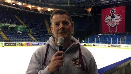 Pre-Finals Weekend: Paul Dixon