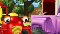 Tracteur Ambroise  Un Téléphone Qui Cancane  Dessin anime pour enfants | Tracteur pour enfants