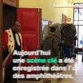 """Aix : la série télé de TF1 """"Olivia"""" en tournage à la faculté de Droit"""