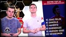 De Kean à Vinicius en passant par Sancho : notre Top 10 des joueurs de moins de 20 ans