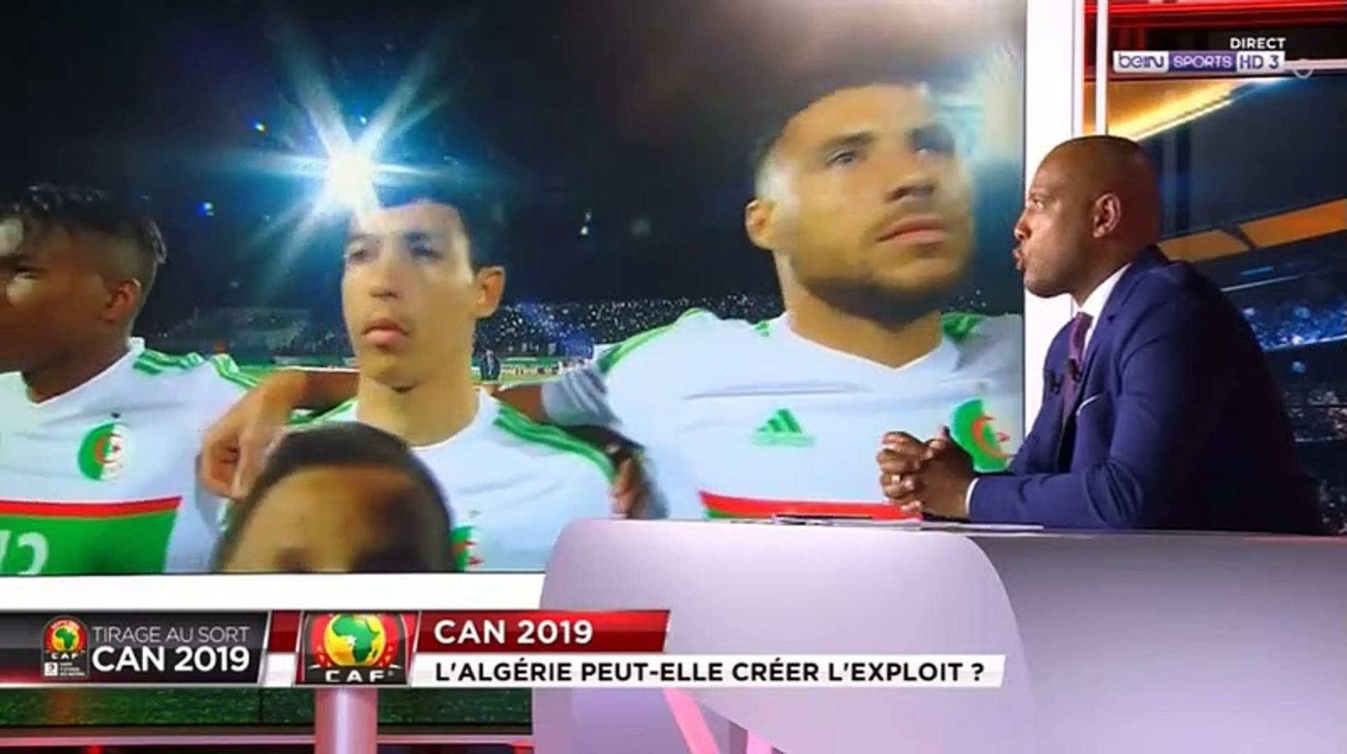 CAN 2019 : L'avis de Brahim Thiam sur les chances de l'Algérie