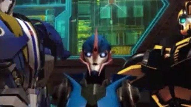 Transformers Prime S03E09 Evolution