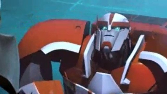 Transformers Prime S03E11 Persuasion
