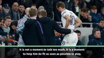 We want to help Kane recover for the Nations League - Pochettino