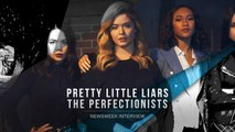 Pretty Little Liars: The Perfectionists' Janel Parrish, Sydney Park On 'Dark Side' Of Spin-Off