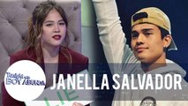 Janella clears her relationship status with Marco Gumabao | TWBA