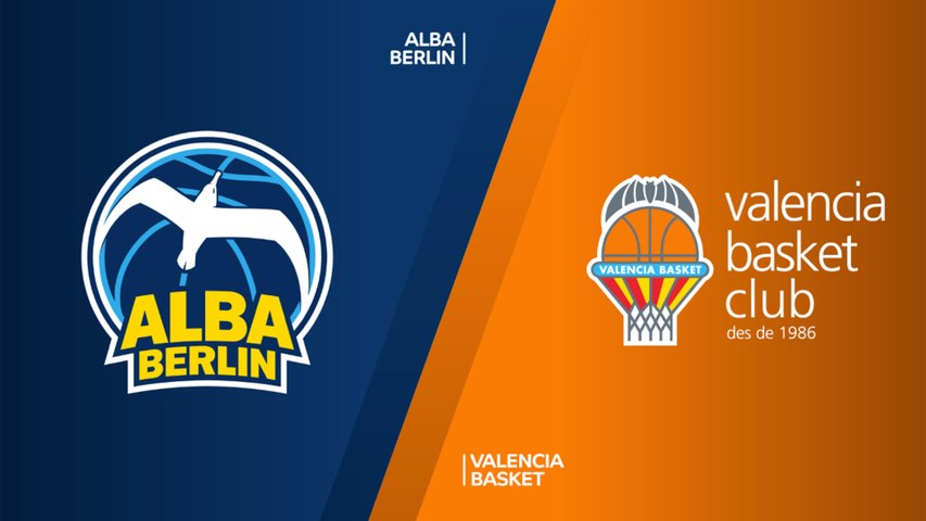 ALBA Berlin - Valencia Basket Highlights | 7DAYS EuroCup, Finals Game 2