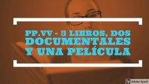 Profesores en Estados Unidos: 3 libros, 2 documentales y 1 película