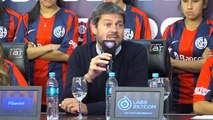 San Lorenzo deliver first professional contracts to female players in Argentina