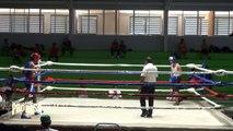 Walter Mendoza VS Michael Lopez - Boxeo Amateur - Miercoles de Boxeo