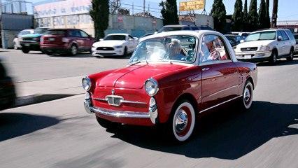 1960 Autobianchi Bianchina Trasformabile