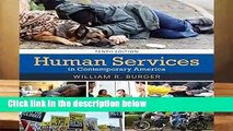 About For Books  Human Services in Contemporary America  Best Sellers Rank : #3