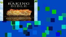 Full E-book  Baking Bible, The  Best Sellers Rank : #4