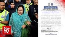 Bukit Aman: We have traced pink diamond money trail