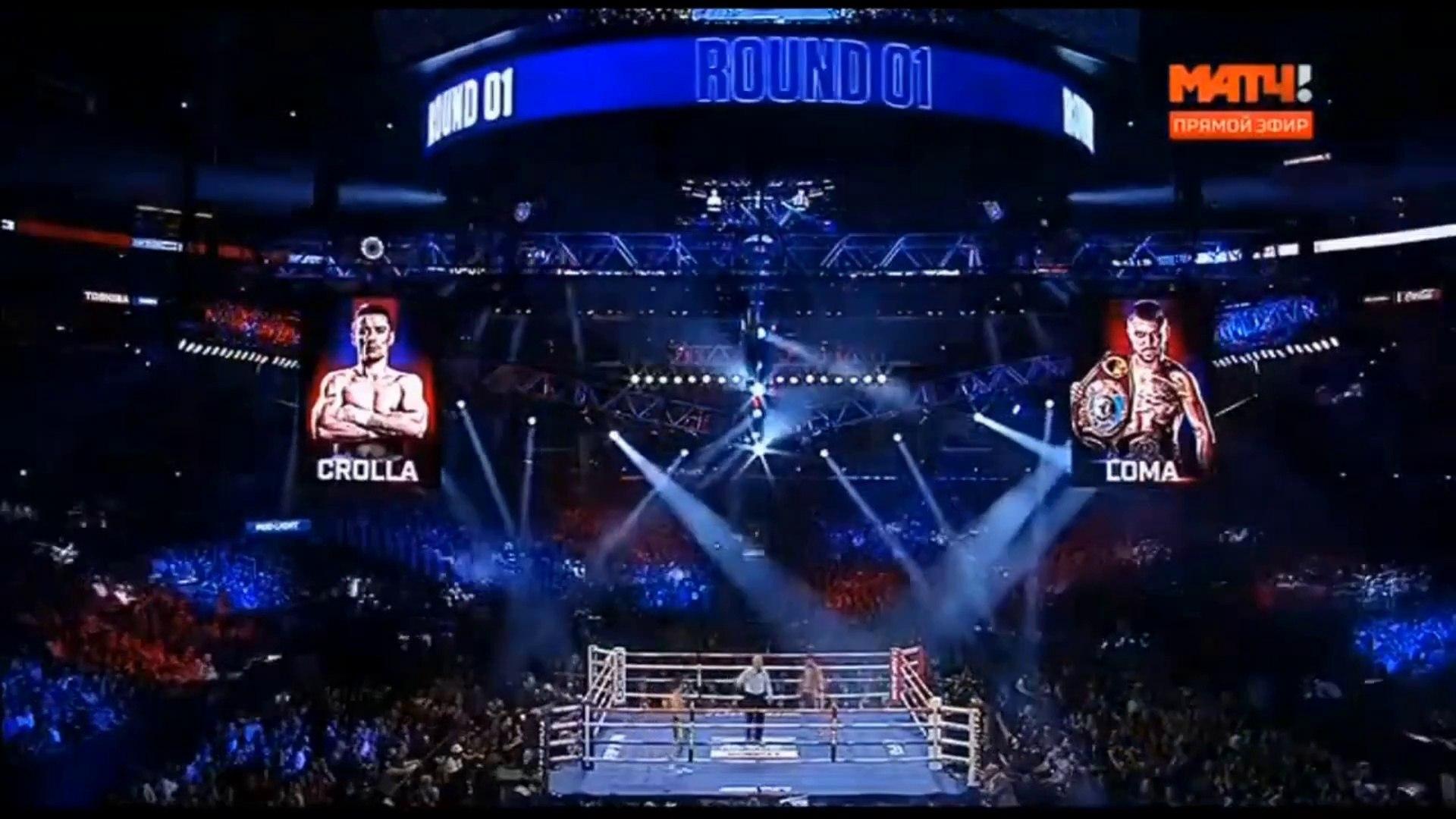 VASYL LOMACHENKO vs ANTHONY CROLLA Full Fight 12 April 2019