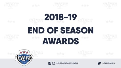 2018-19 End of Seasons Awards