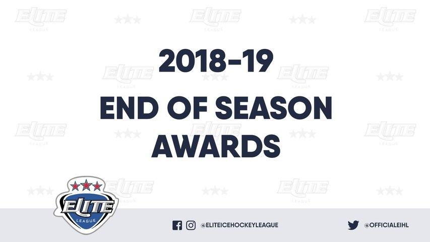 2018-19 End of Seasons Awards