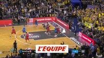 L'Alba Berlin égalise contre Valence - Basket - Eurocoupe