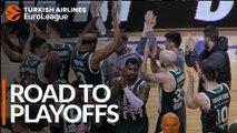 Road to Playoffs: Panathinaikos OPAP Athens