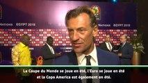 """CAN 2019 - Renard : """"La Coupe d'Afrique est incroyable lorsque vous gagnez"""""""
