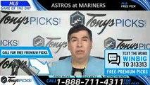 Houston Astros vs. Seattle Mariners 4/13/2019 Picks Predictions