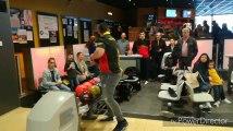 Clément et Johnny, deux jeunes mouscronnois face aux meilleurs joueurs européens de bowling