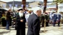 Ο Π. Παυλόπουλος στις επετειακές εκδηλώσεις της Άμφισσας