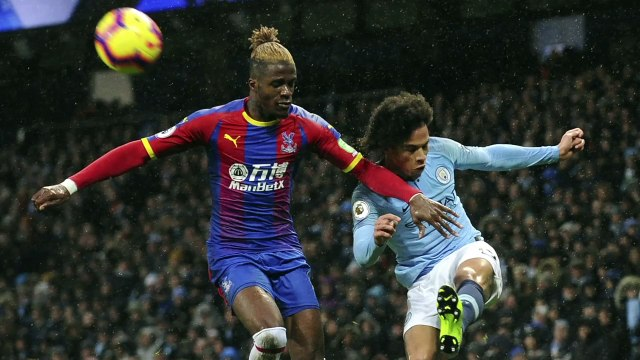 Feature: Crystal Palace 1-3 Manchester City Data Review
