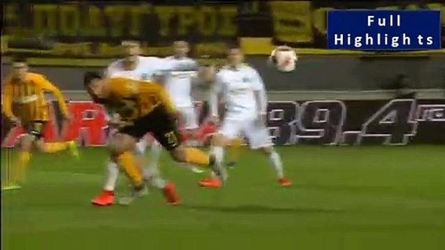 Aris requests two penalties (58', 63') - Aris vs Atromitos - Full Replay 14.04.2019